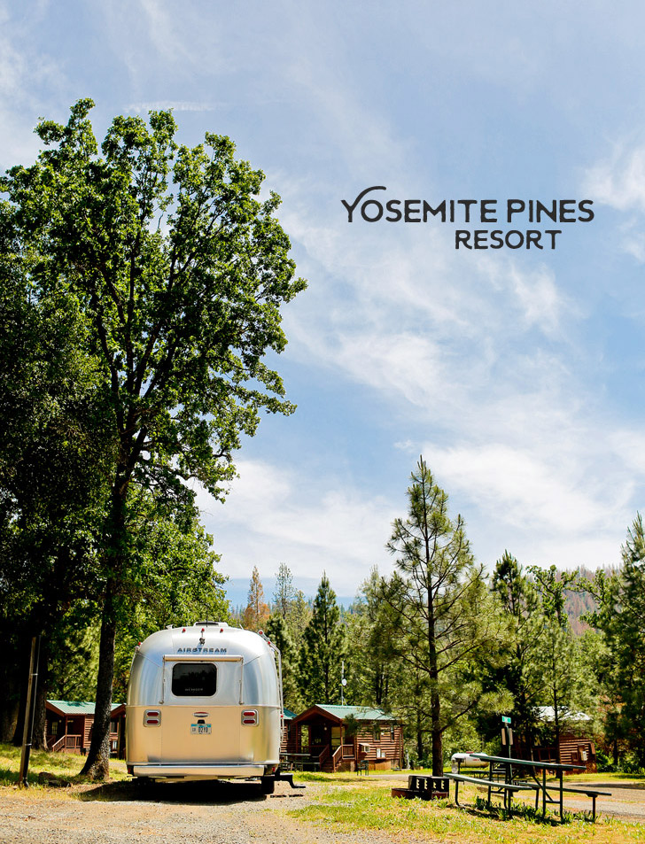 Yosemite Pines RV Resort & Family Lodging near the West Entrance of Yosemite National Park // localadventurer.com