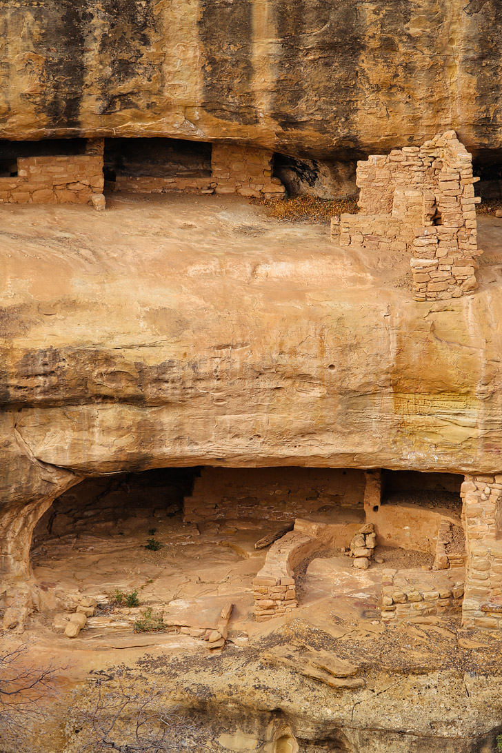 Mesa Verde Cliff Dwellings - So hard to believe that these structures still exist in the US // localadventurer.com