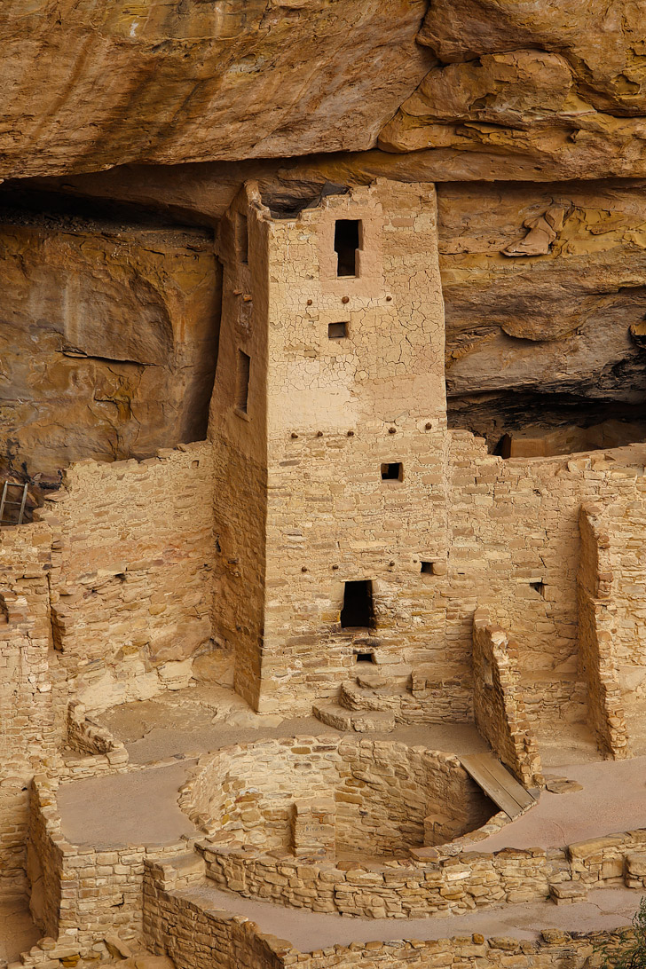 Cliff Palace Mesa Verde National Park Colorado - This place is incredible! // localadventurer.com