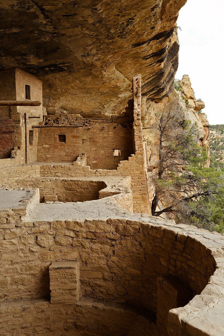Walking on Ancient Ruins - Balcony House Mesa Verde Tour