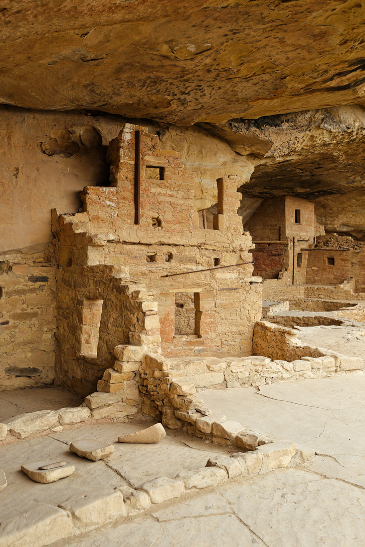 Touring the Balcony House in Mesa Verde National Park Colorado - UNESCO World Heritage Site // localadventurer.com
