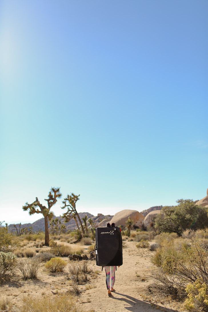Joshua Tree Bouldering // localadventurer.com