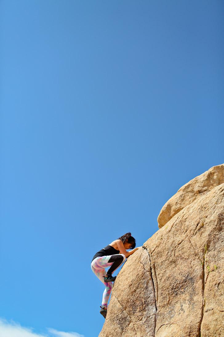 Joshua Tree Bouldering California USA // localadventurer.com