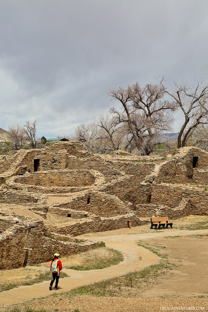 Aztec Ruins National Monument New Mexico - a UNESCO World Heritage Site // localadventurer.com