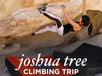 Joshua Tree Climbing Trip with Bota Box // localadventurer.com