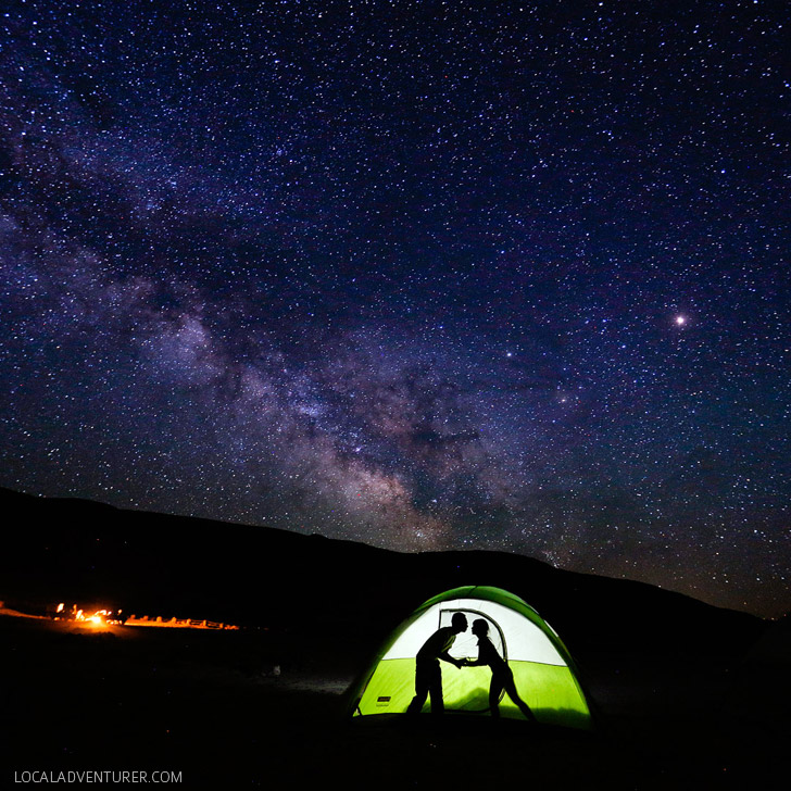 Camping at Sand Mountain Nevada + 11 Unique Things to Do in Fallon NV // localadventurer.com