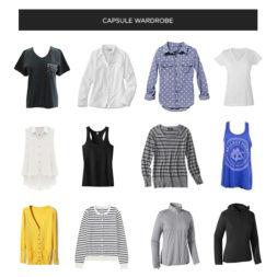 Year Round Capsule Wardrobe (Airstream Edition)