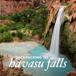 Photo Diary: Backpacking Havasupai Day 1