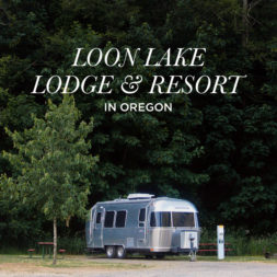 Quiet Getaway in the Oregon Woods at Loon Lake Lodge