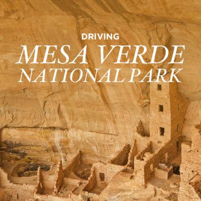 Driving Mesa Verde National Park Colorado - All the Best Stops // localadventurer.com
