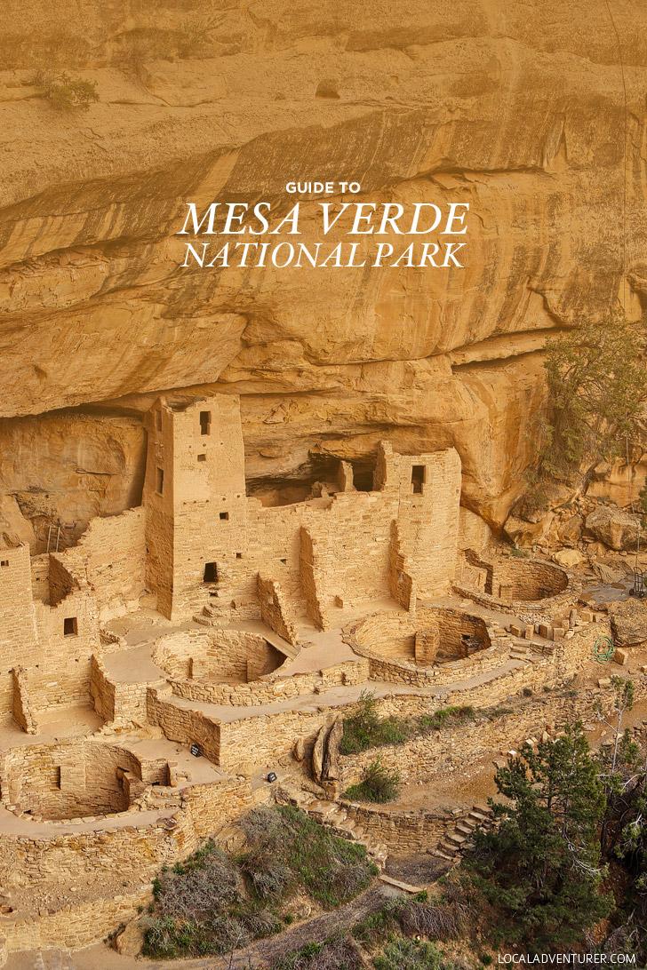 7 Things You Can't Miss at Mesa Verde National Park Colorado // localadventurer.com