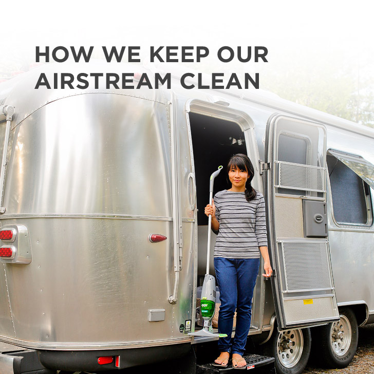 How We Keep Our RV Clean + Clean Slate Kit Giveaway