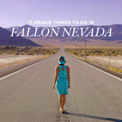 11 Unique Things to Do in Fallon NV // localadventurer.com