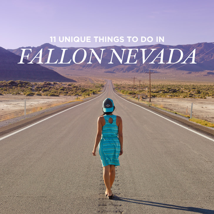 11 Unique Things to do in Fallon Nevada