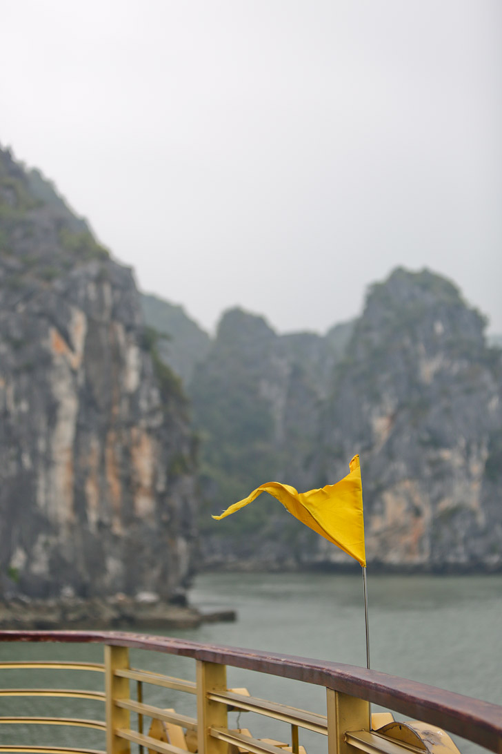 Our 5 Star Luxury Golden Cruise Halong Bay Vietnam // localadventurer.com