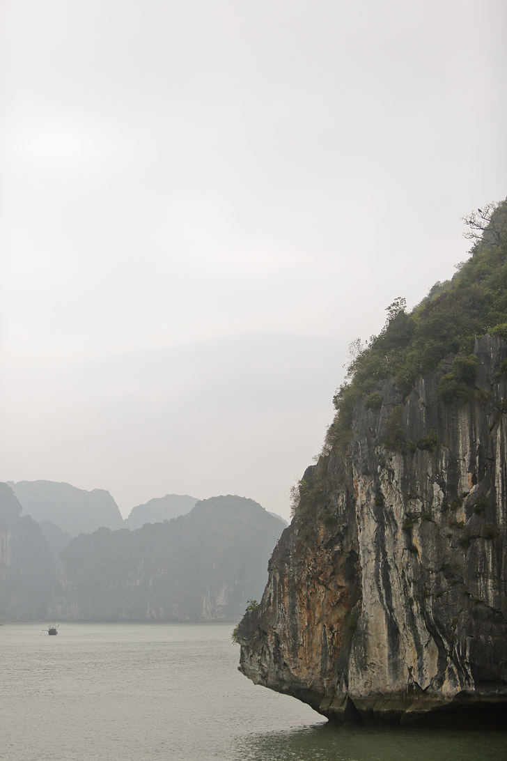 Seeing Vietnam through Halong Bay Boat Tours - a UNESCO World Heritage Site // localadventurer.com