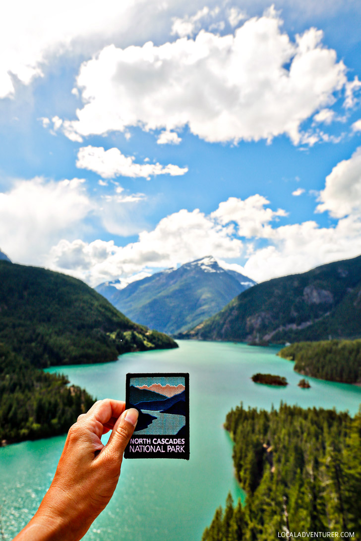 Diablo Lake North Cascades National Park WA USA // localadventurer.com