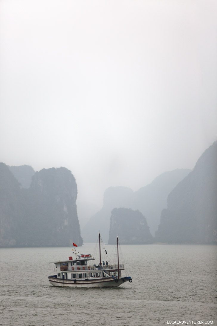Magical Boat Cruise through Ha Long Vietnam // localadventurer.com