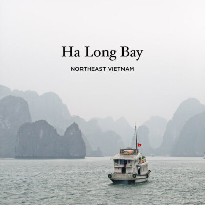 Magical Boat Cruise through Halong Bay Vietnam - a UNESCO World Heritage Site // localadventurer.com
