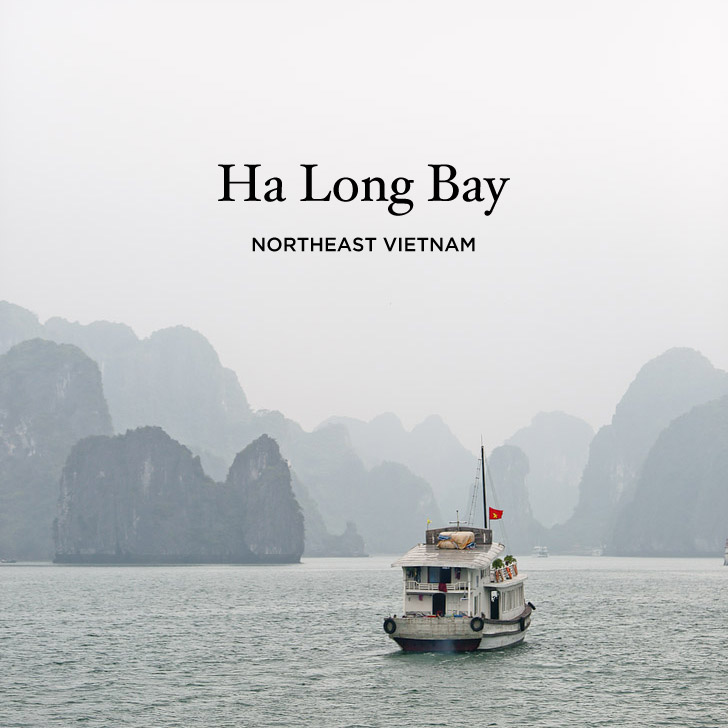 Luxury Golden Cruise on Halong Bay Vietnam
