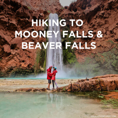 Hiking to Mooney Falls and Beaver Falls // localadventurer.com