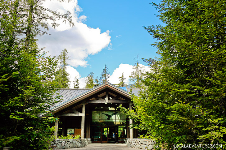 North Cascades National Park Visitor Center