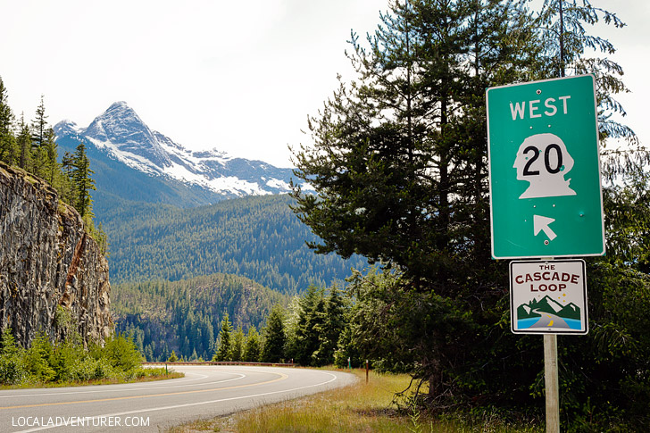 North Cascades Scenic Highway Washington USA // localadventurer.com