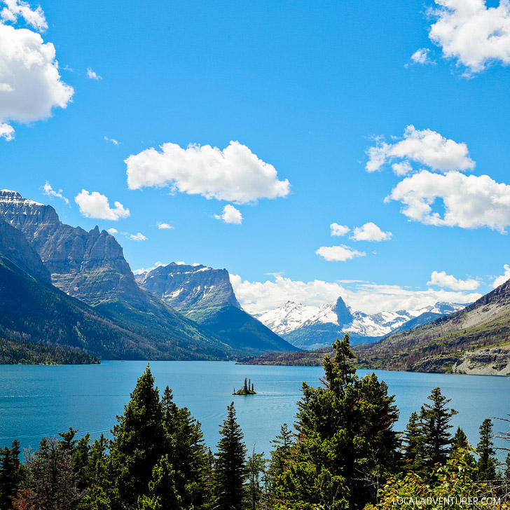 Places To Visit In Montana Usa: 9 Incredible Things To Do In Glacier National Park Montana
