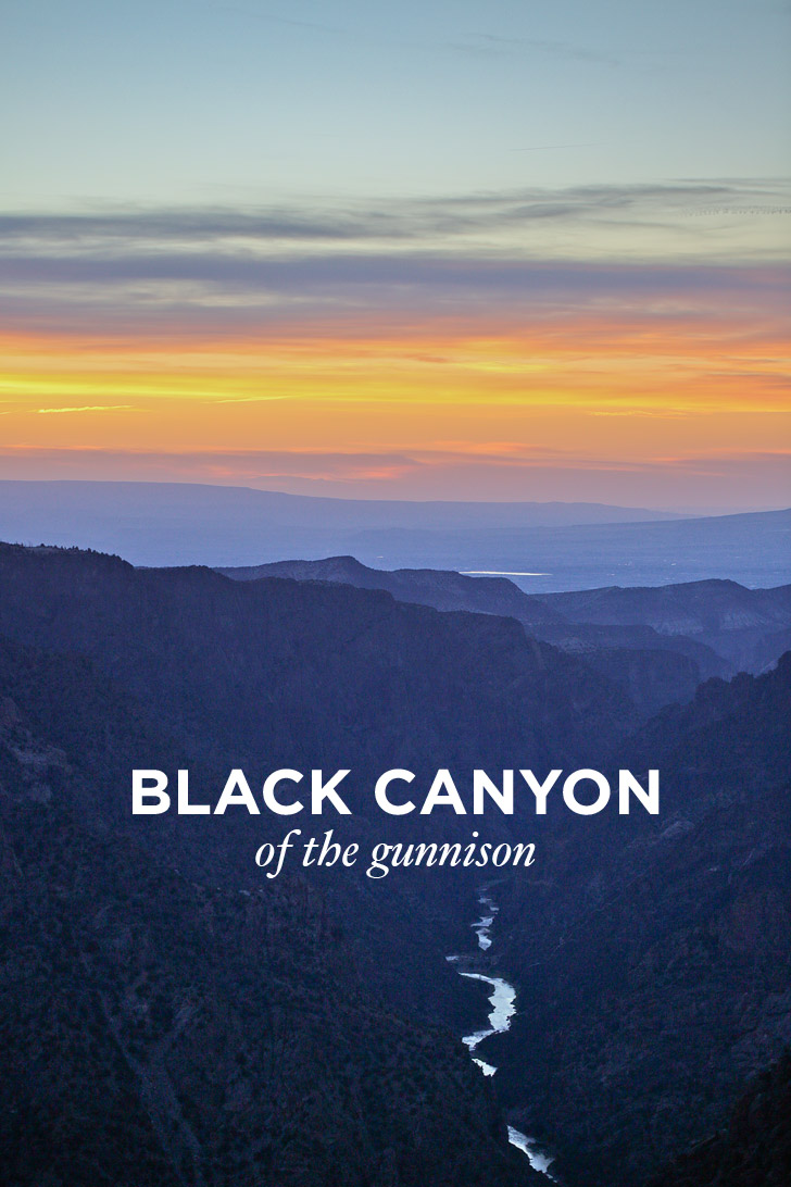 9 Amazing Things to Do in Black Canyon of the Gunnison National Park // localadventurer.com