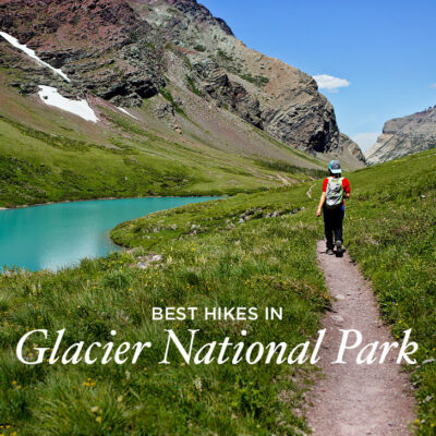 Best Hikes in Glacier National Park Montana // localadventurer.com