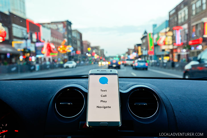 Road Tripping with the Logitech ZeroTouch App #ZeroTouchOpenRoad // localadventurer.com