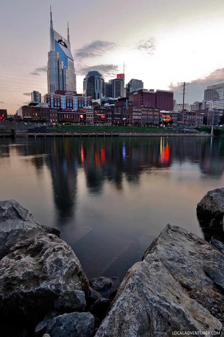 Nashville Skyline // localadventurer.com
