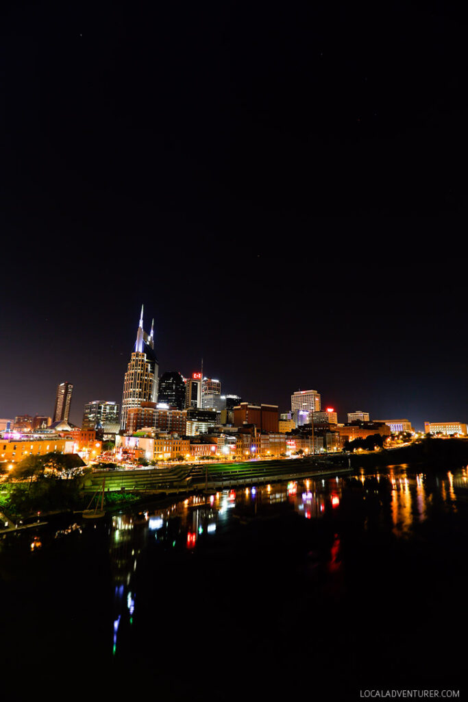 Nashville, TN + 15 Best Weekend Getaways from Atlanta GA // localadventurer.com