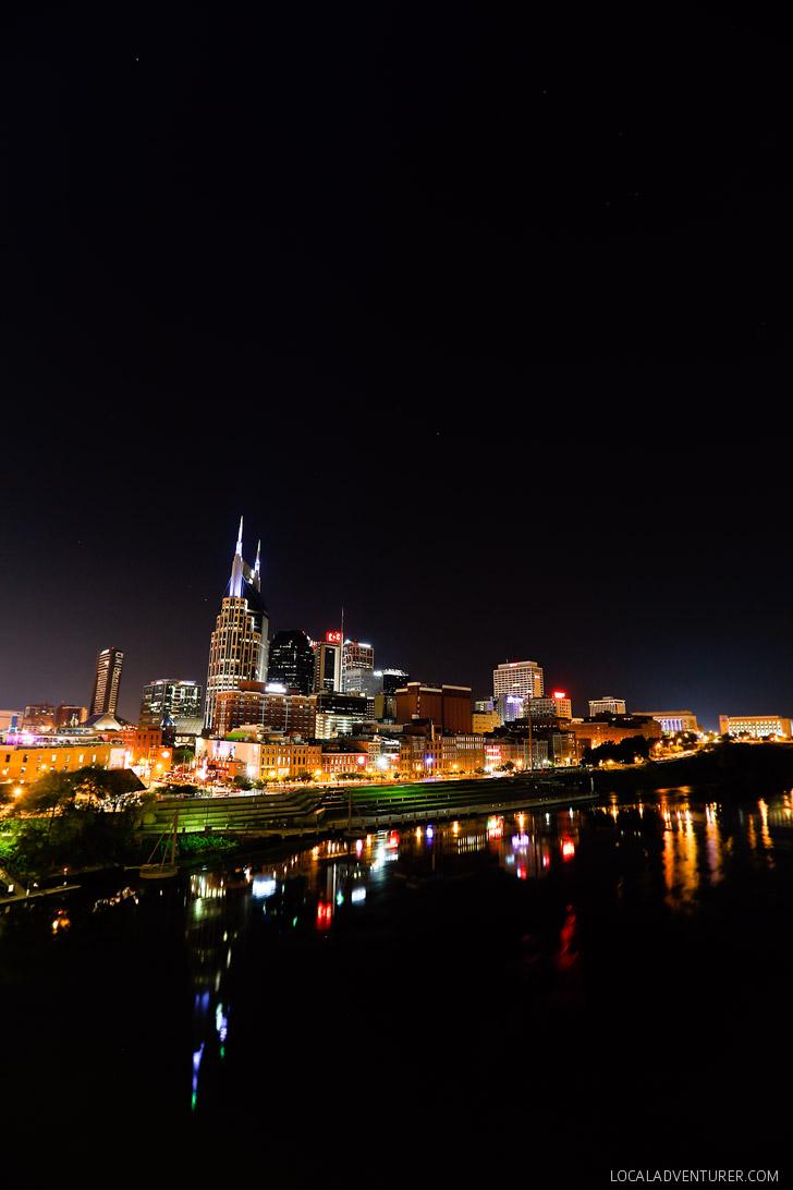 Nashville, TN + 15 Best Weekend Getaways from Atlanta GA // localadventurer.com