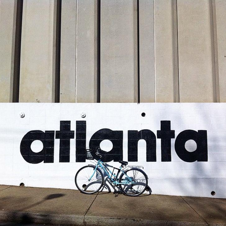 Atlanta Humane Society Wall (+ Most Popular Instagram Spots in Atlanta) // localadventurer.com