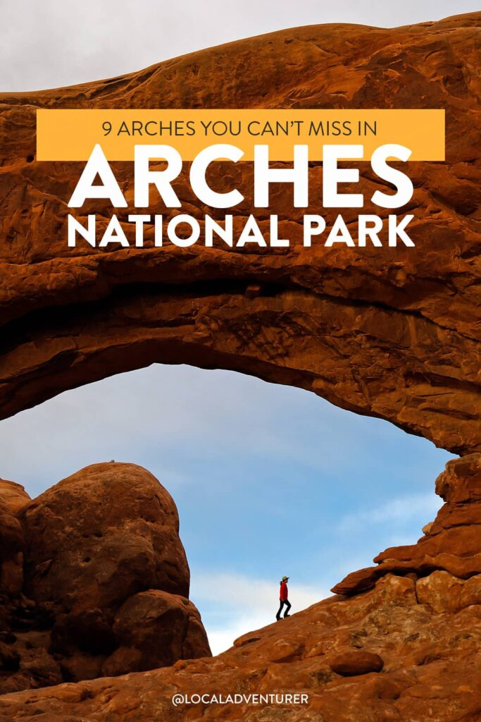 9 Best Arches in Arches National Park
