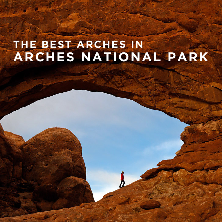 9 Most Famous Arches in Arches National Park