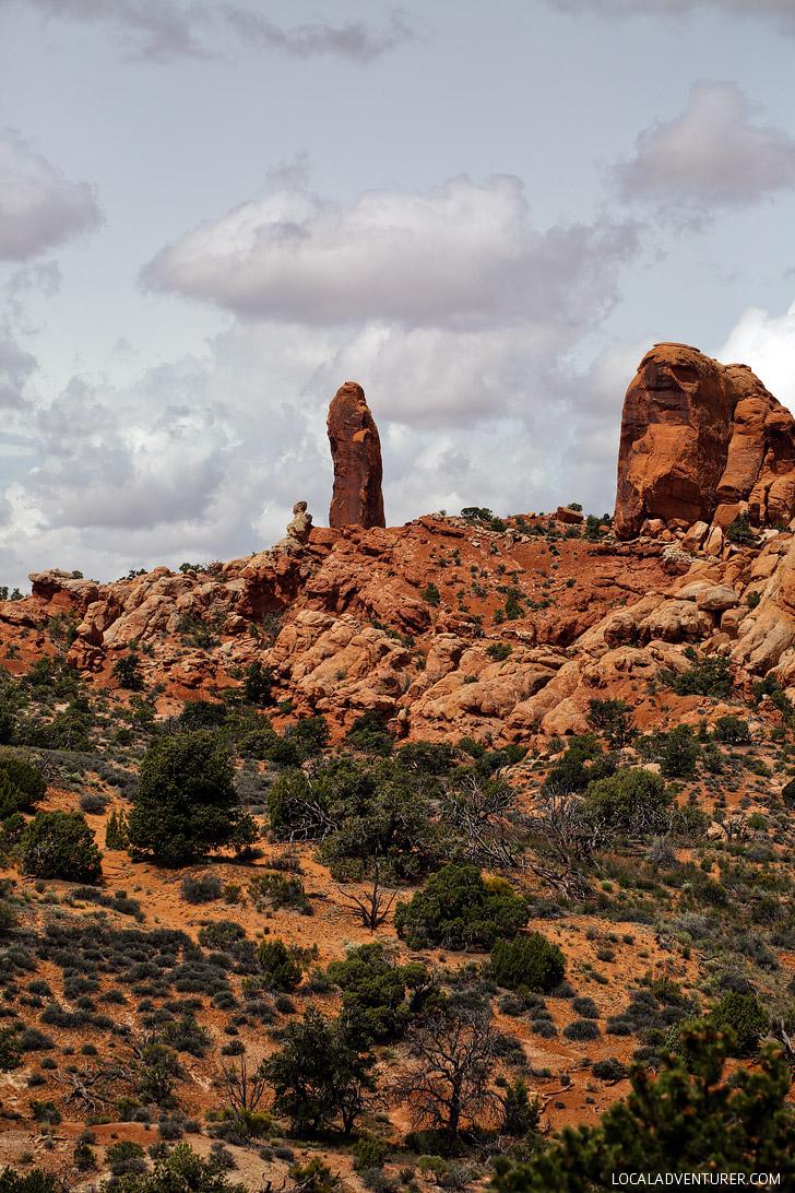 Dark Angel Arches National Park // localadventurer.com