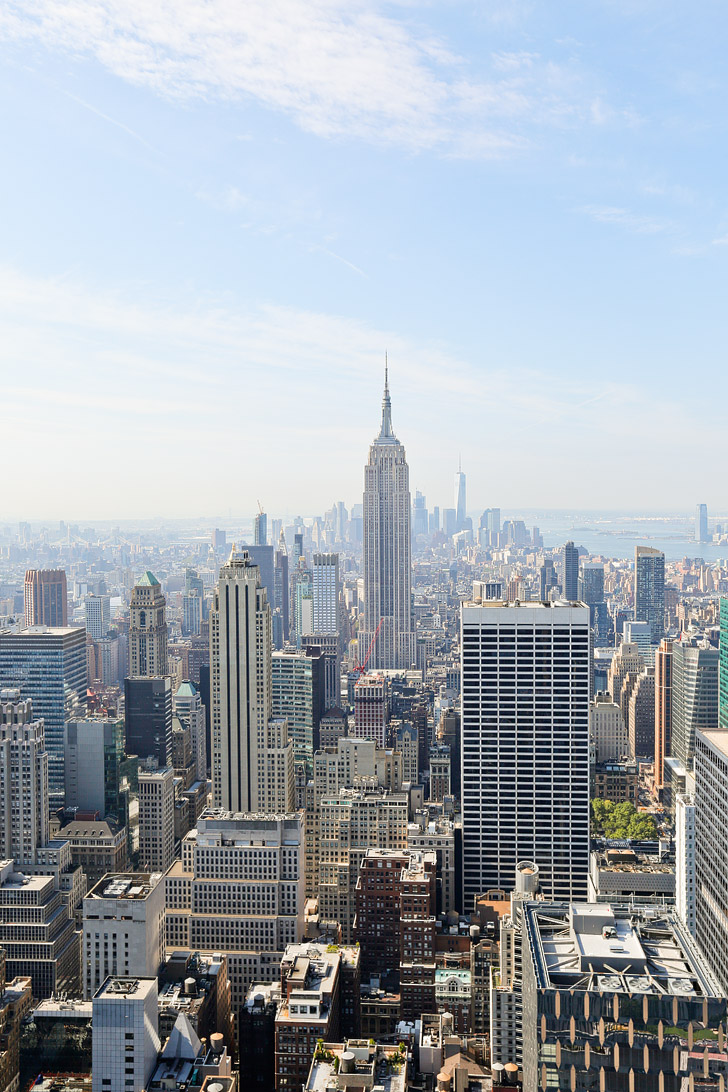 The Top 10 Fashion Trends Of 2012: Your Guide To Top Of The Rock At Rockefeller Center + Tips