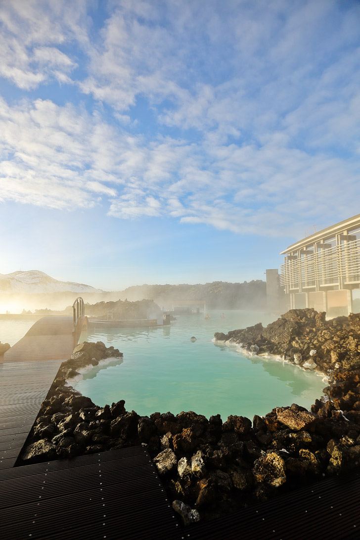 The Blue Lagoon is perhaps the most famous attraction in Iceland // localadventurer.com