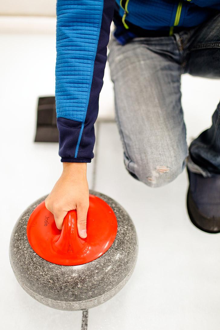 Portland Curling Club // localadventurer.com