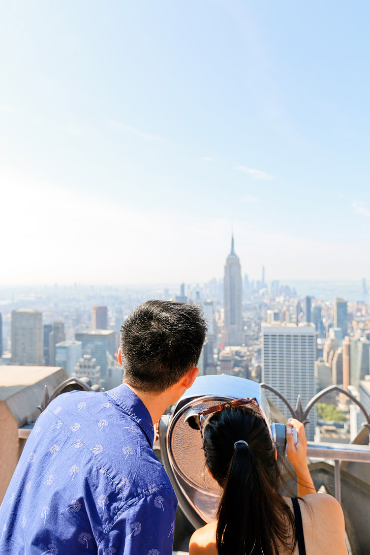Classic Top of the Rock Photos // localadventurer.com