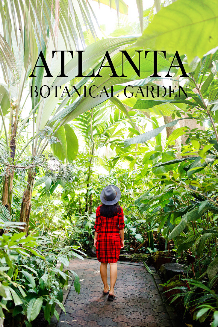 Atlanta Botanical Garden Is A 30 Acre Garden In Midtown Atlanta That Host  Several Art Exhibits