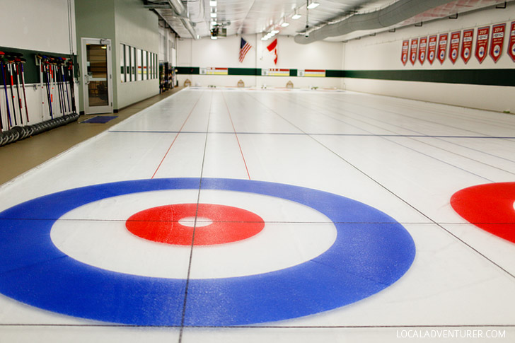 Beaverton Curling Club // localadventurer.com