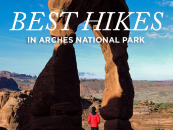 Best Hikes in Arches National Park // localadventurer.com