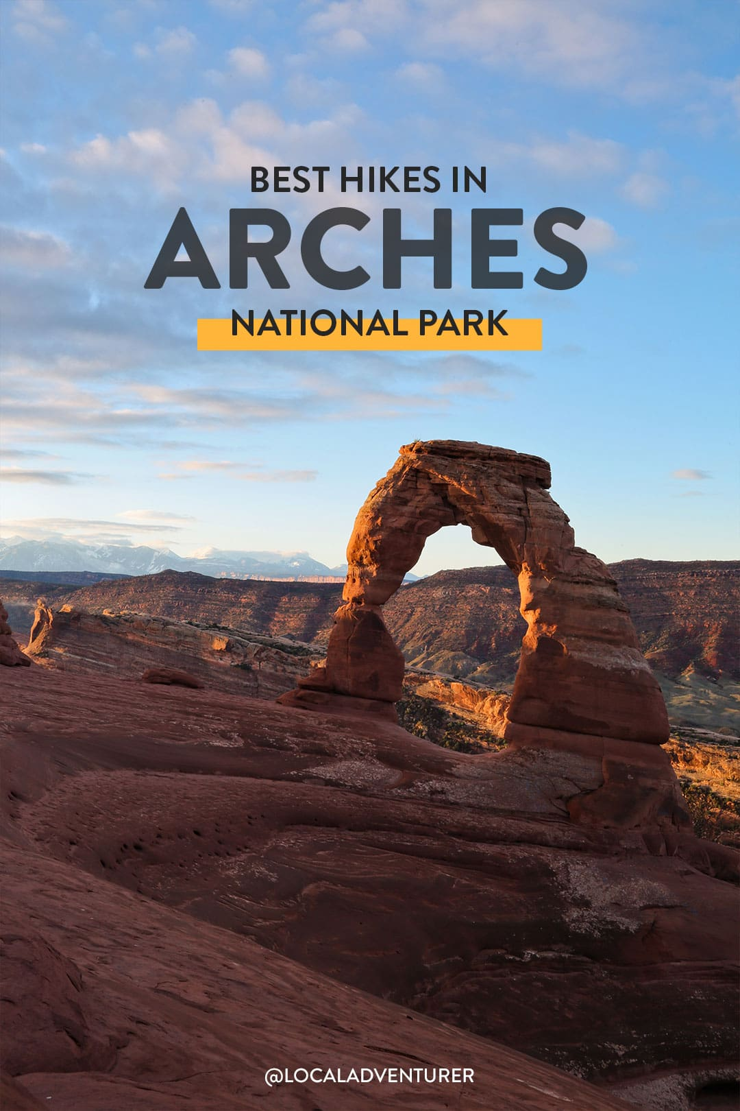 11 Best Hikes in Arches National Park