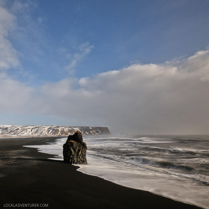 Dyrholaey (Iceland Winter Road Trip - Best Stops and Places to Avoid) // localadventurer.com
