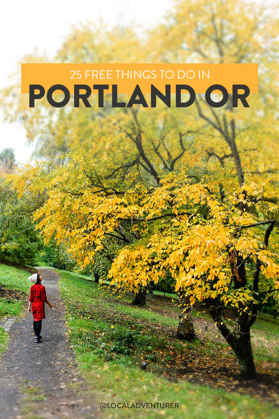 25 Free Things to Do in Oregon - Free Things to do in Portland This Weekend and Cheap Things to do in Portland // localadventurer.com