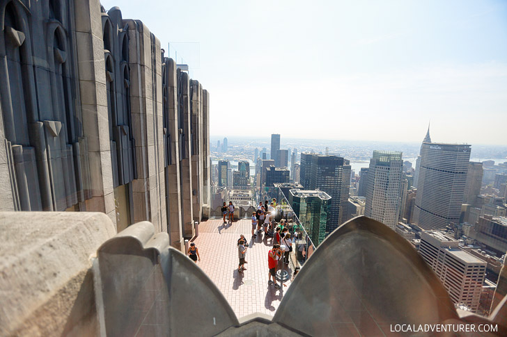 Rockefeller Center Observation Deck New York // localadventurer.com