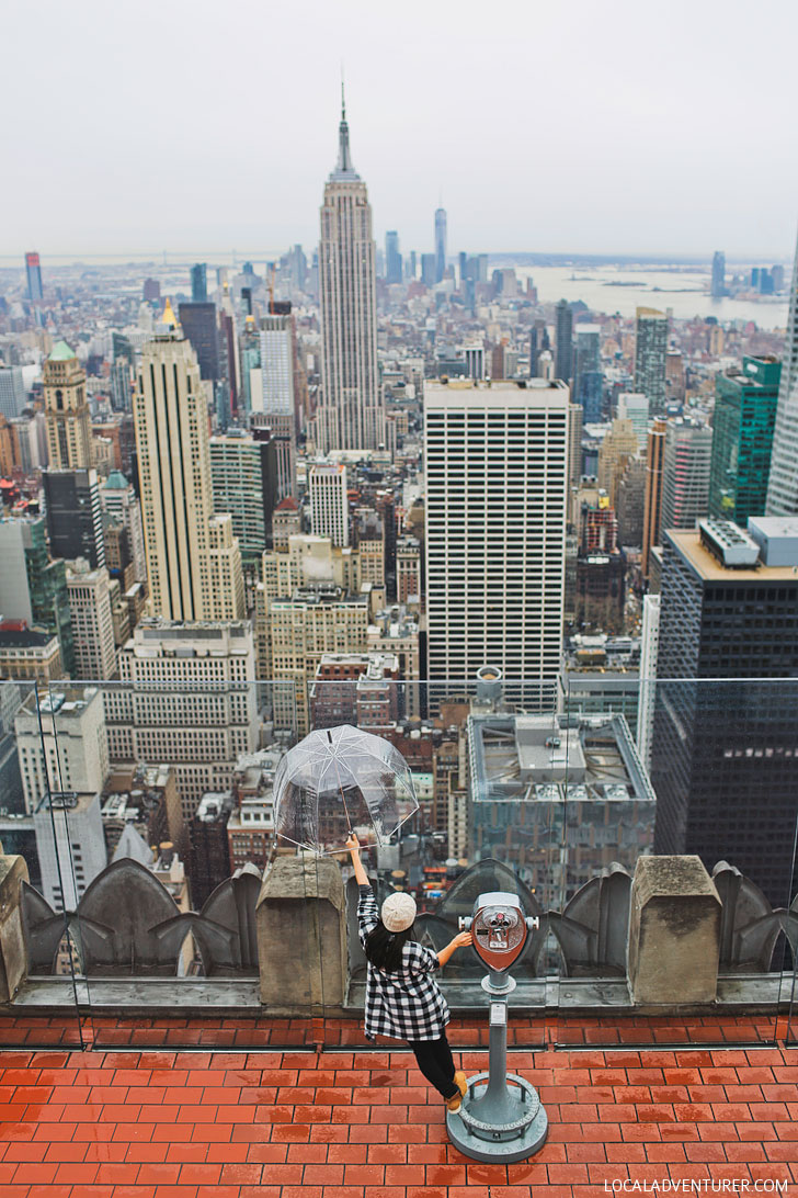 Tips for Visiting the Top of the Rock // Local Adventurer
